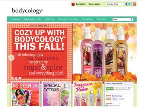 And Bath Collection Website by Bodycology Fall Traditions Bath Fragrance Scent