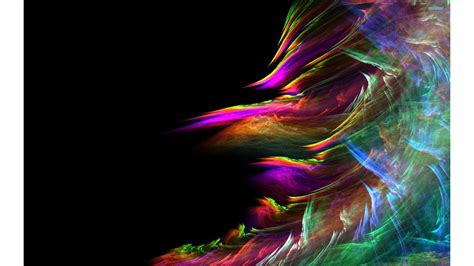 Colorful Wave Abstract 4k Wallpaper  Free 4k Wallpaper