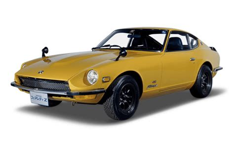 The Nissan S30 (sold In Japan As