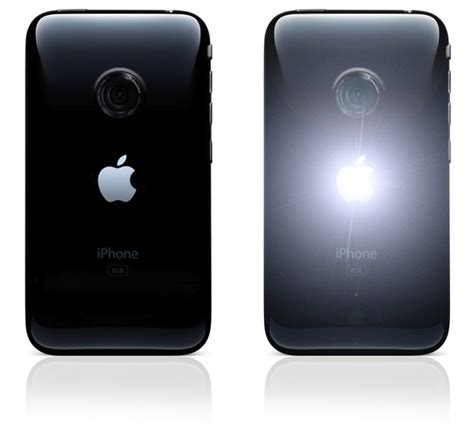 iphone iphone flash