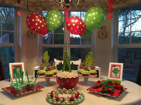 grinchmas christmasholiday party ideas photo