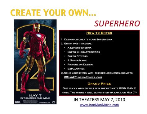 Ultimate Marvel Images Iron Man 2 Superhero Contest Hd