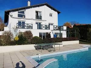 location villa pays basque avec piscine mer et montagne en With location maison avec piscine pays basque