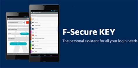 how to secure your iphone f secure safe on the app 187 keep your passwords safe and synced with f secure key