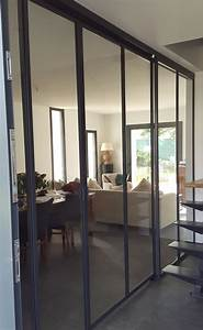 Verriere Interieure Coulissante : difference entre verriere et veranda veranda ou pergola ~ Premium-room.com Idées de Décoration