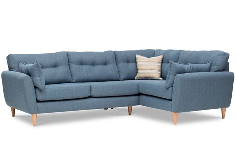 Corner Loveseat Small by Charm Corner Sofa 2 Corner 1 Blue Ireland