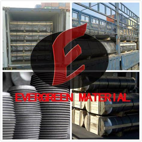 graphite electrodes evergreen china manufacturer metal mineral metallurgy mining