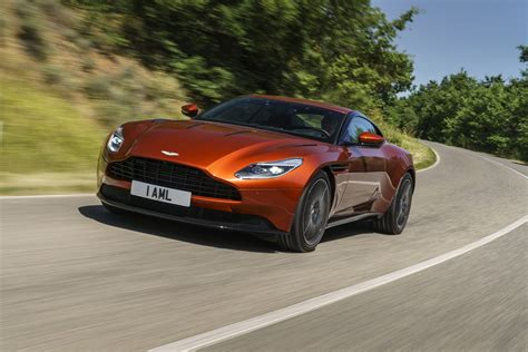 Aston Matin Car : Aston Martin Db11 Review