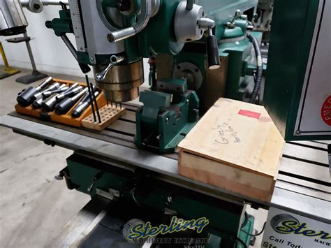grizzly verticalhorizontal milling machine milling