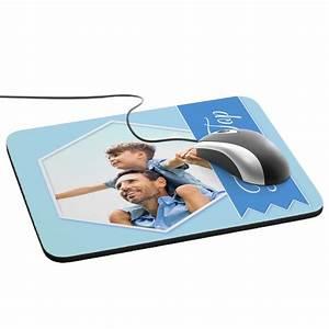 tapis de souris photo ruban une idee de cadeau original With tapis de souris perso