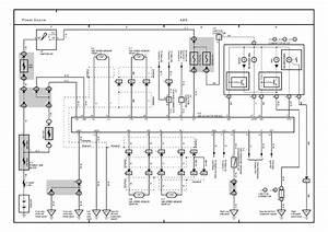 2004 Toyota Sienna Wiring Diagram Abs