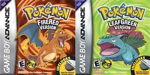Pokémon FireRed & LeafGreen | Pokémon Database