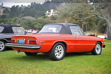 Alfa Romeo Veloce Spider by Auction Results And Sales Data For 1976 Alfa Romeo Spider