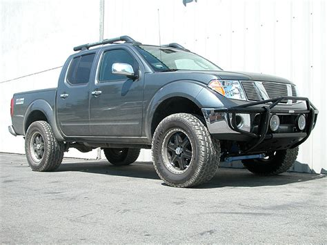 lifted 2006 nissan frontier new suspension lift kit for 2005 2006 frontier nissan