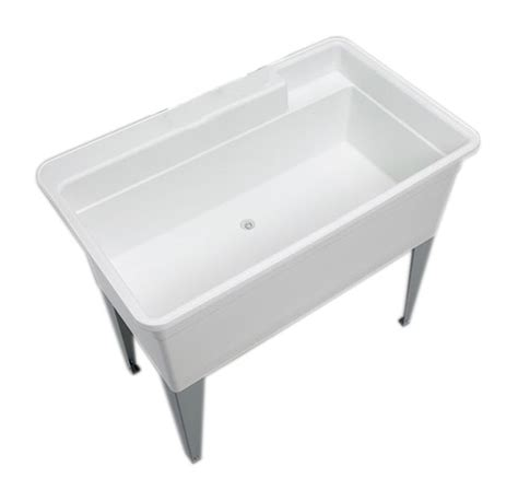 mustee 28f big tub utilatub utility sink 40 quot w x 24 quot d x 34 quot h bathing utility sink and ideas
