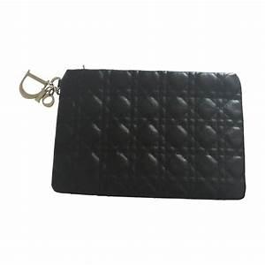 Pochette En Tissu : sac pochette en tissu dior noir 5085459 ~ Farleysfitness.com Idées de Décoration