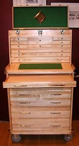 Wooden Machinist Tool Chest Plans Free - WoodWorking