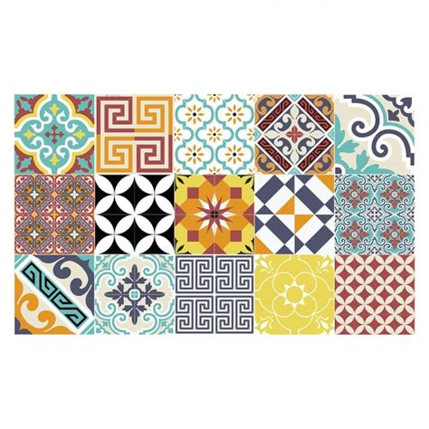 tapis carreaux de ciment le top 5 s 233 lection shopping