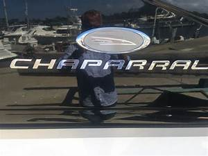 chrome letters boat talk chaparral boats owners club With chaparral chrome lettering
