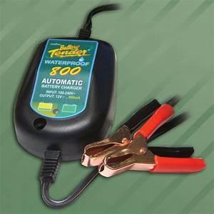 Battery Tender 800 Waterproof Manual
