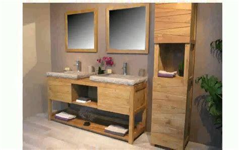 meuble fabrique avec des palettes meuble salle de bain avec palette images