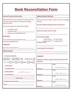 sample resume bank reconciliation resume ixiplay free With trust account reconciliation template