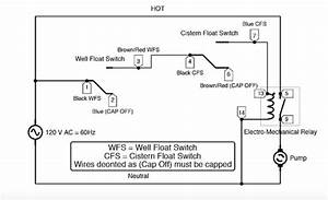 Float Switch Connection Diagram