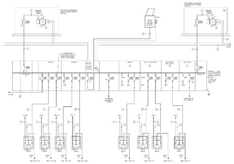 Florida Building Wiring Diagram by Exle One Line Or Single Line Diagram Home Engineering