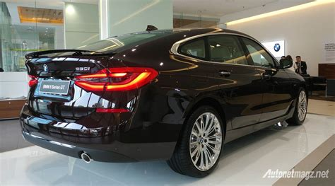 Gambar Mobil Bmw 5 Series Touring by Bmw 630i Luxury 2018 Indonesia Autonetmagz Review
