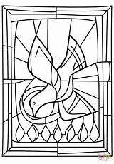 Holy Spirit Coloring Pentecost Pages Gifts Seven Printable Sunday Dove Crafts Sheets Print Activities Great Stained Glass Dot Drawing Gift sketch template