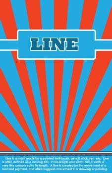 elements  principles  design posters  leslie baskin