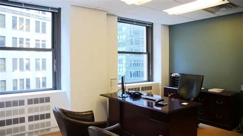 Can The Office Of A Finance Firm Be Cooler Than This by Turn Key Office Space For Sublease In Financial District