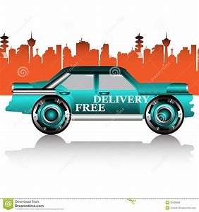 Voiture A Restaurer Gratuite : voiture de livraison gratuite illustration de vecteur illustration du obtenez automobile ~ Medecine-chirurgie-esthetiques.com Avis de Voitures