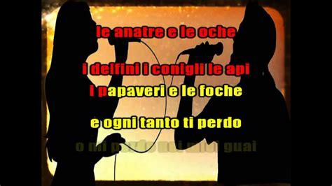 Raggio Di Testo by Jovanotti Un Raggio Un Sole Karaoke