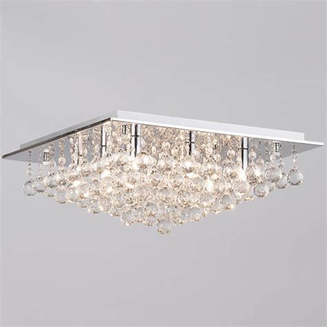 ceiling lights for low ceilings galaxy flush ceiling light 8 light chrome from litecraft