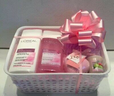 birthday gift basket hamper   ladies gift idea wife