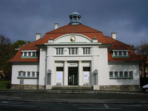 kuenstlerhaus klagenfurt falter event locations falterat