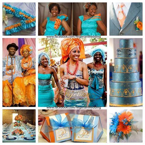 turquoise blue  orange wedding color scheme wedding themes  blue wedding