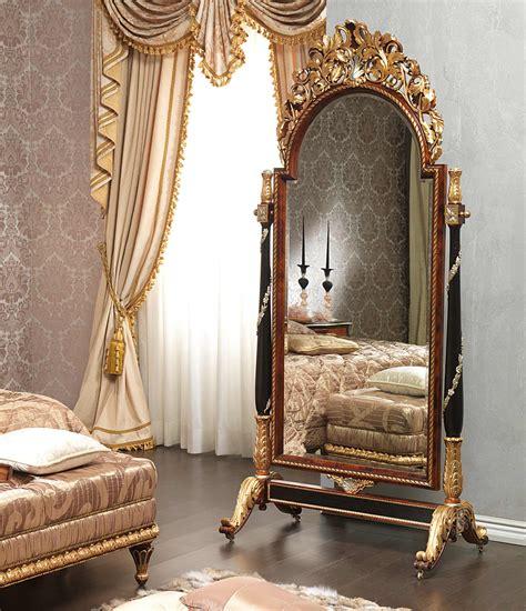 Louis Xv Möbel by Classic Emperador Black In Louisxv Style Bedroom Wall