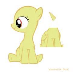 My Little Pony Filly Base MLP