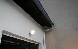comment installer un projecteur exterieur blog conseils With comment installer un lampadaire exterieur