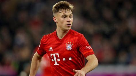 €90.00m * feb 8, 1995 in rottweil, germany FC Bayern München: Joshua Kimmich schließt Abschied nicht ...