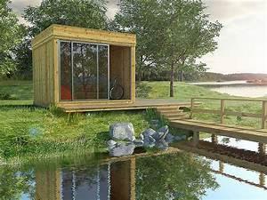 Schiebetür Für Gartenhaus : garden cube 3 m x 3 m komplettangebot mit schiebet r ~ Whattoseeinmadrid.com Haus und Dekorationen