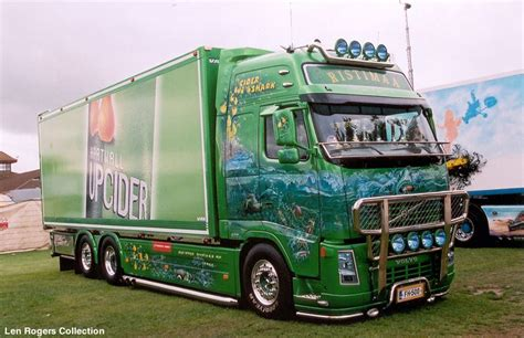 volvo trucks europe len rogers european truck pictures page 7
