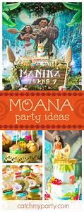 202 best Moana Birthday Party Ideas images on Pinterest
