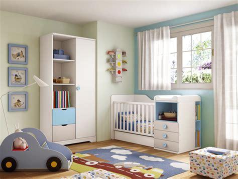 chambre garcon bebe chambre bébé garçon lit évolutif bleu glicerio so