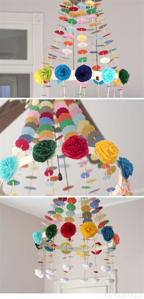 Paper Chandeliers by Paper Chandeliers Decor8