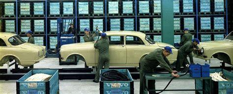 volvo car production statistics