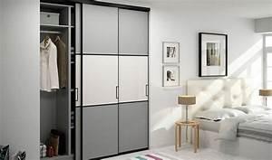 Porte Dressing Sur Mesure : des portes coulissantes sur un dressing blog ~ Premium-room.com Idées de Décoration