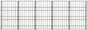 Zaun 150 Cm Hoch : massiv metall zaun set r den 11 tlg 240 x 80 cm anthrazit teichzaun tiergehege ~ Whattoseeinmadrid.com Haus und Dekorationen